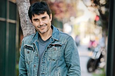 Laurent Binet, escritor francés, galardonado con el Premio Goncourt.